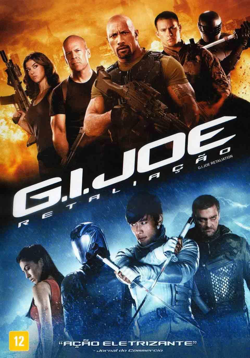 G.I. Joe: Retaliação Torrent - BluRay 720p/1080p Dual Áudio (2013)