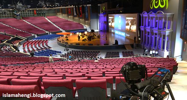 küçükçekmece mega arena