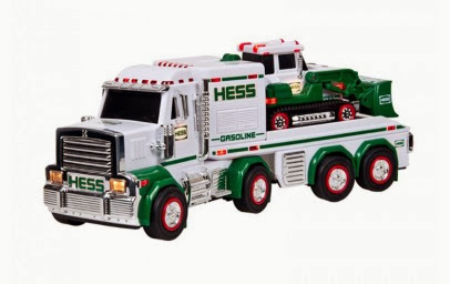 2013 hess toy truck tractor on sale now just in time. Black Bedroom Furniture Sets. Home Design Ideas