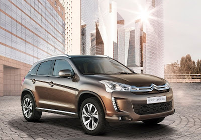 Citroen C4 Aircross 2013 gallery