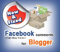 Cara Membuat dan Memasang Kotak Comment Facebook di Blogspot