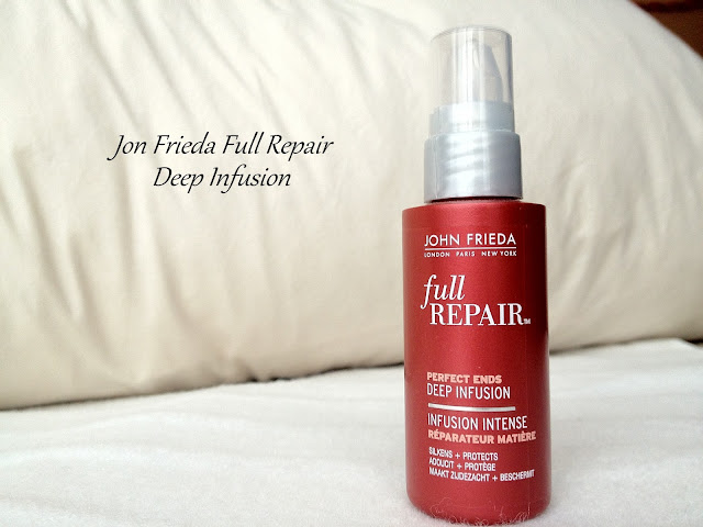 John Frieda Full Repair Deep Infusion - Review
