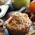 Apple and Persimmon Cinnamon Muffins {Recipe}