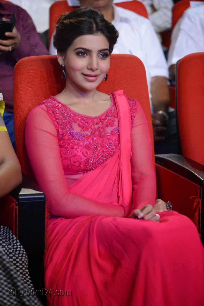 Samantha latest Photos Gallery at Autonagar Surya Audio-HQ-Photo-12