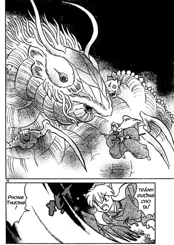 Inuyasha-Khuyển Dạ Xoa-Bản Đẹp chap 522 Trang 11