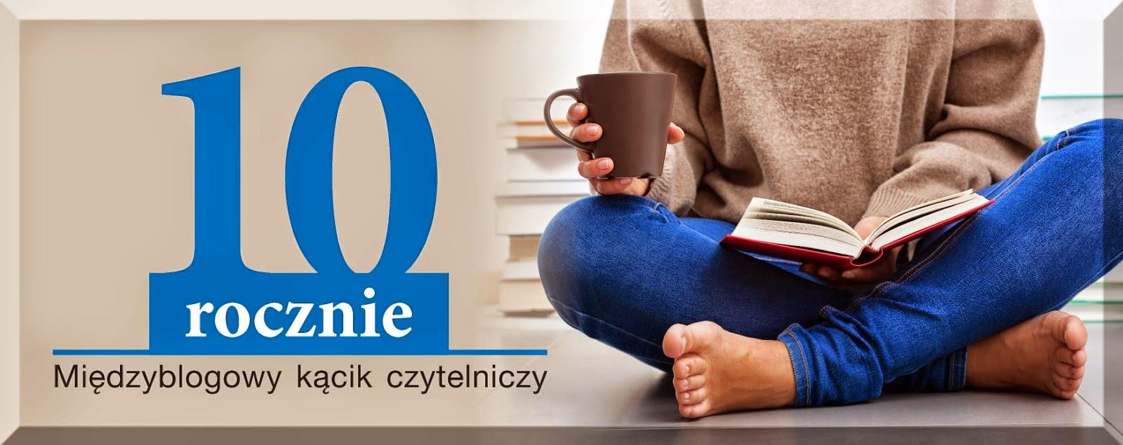 http://zielenie.blogspot.com/2015/02/miedzyblogowy-kacik-czytelniczy.html