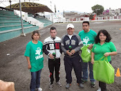 CON DEPORTISTAS AMATEURS