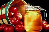 El vinagre de Manzana nos ahorra mucho dinero en salud.
