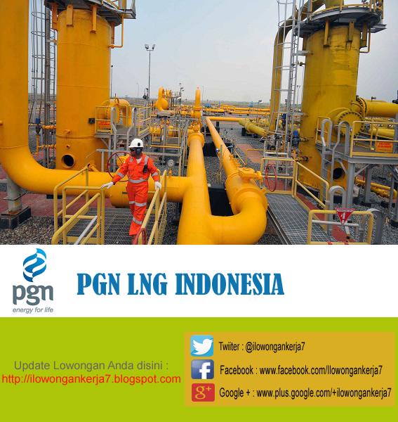 Lowongan Kerja PNG LNG Indonesia Lowongan Kerja Terbaru