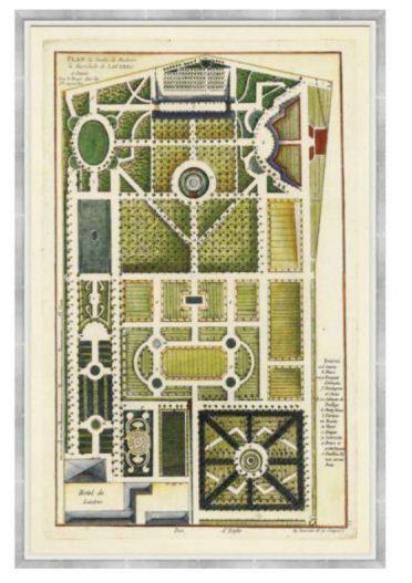 Print Designer Charlotte Moss loves gardens