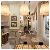 Дизайн студия,дизайн кафе,дизайн проект кафе,Поль бейкери,интерьер
