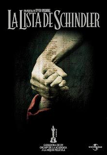 Cartel de la película La lista de Schindler