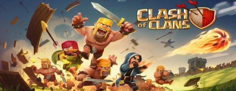 Trik Bermain 2 Akun Clash Of Clans di 1 HP