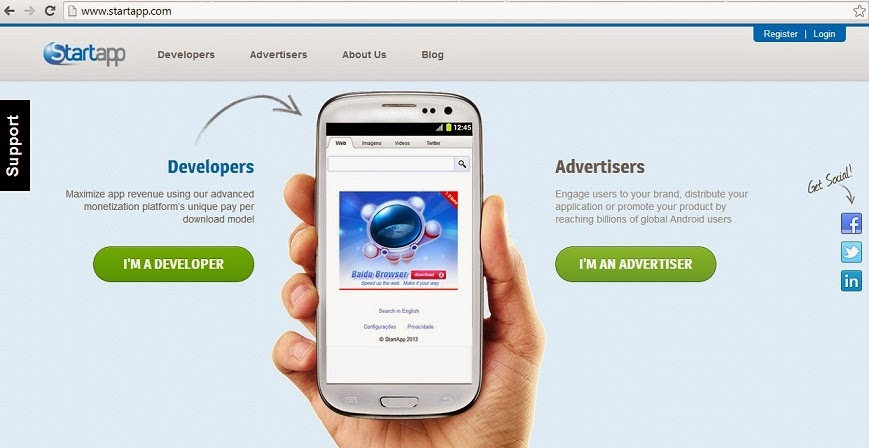 how to develop android app and earn money