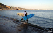 Malibu Beach Surfing