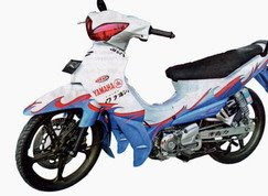 gambar modifikasi jupiter z 2009 minimalis ceper brush mx