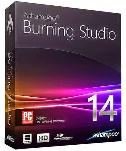 أخر نسخة من برنامج النسخ   Ashampoo Burning Studio 14 Build 14.0.3.12