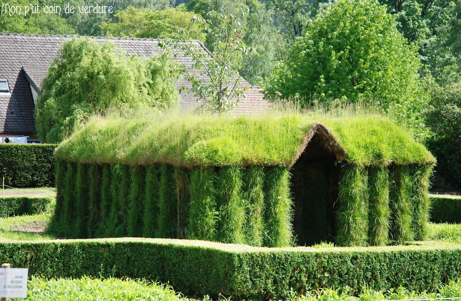 Mon p 39 tit coin de verdure jardin de wesserling dans le for Jardin wesserling