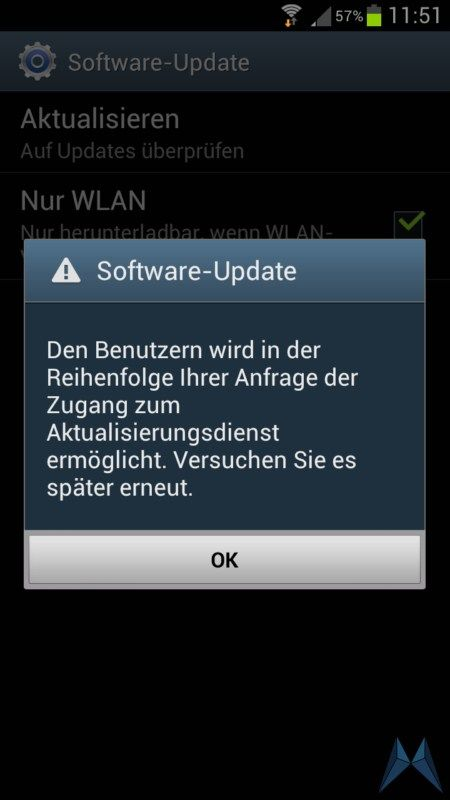 Samsung GALAXY S III XXBLH3 Update