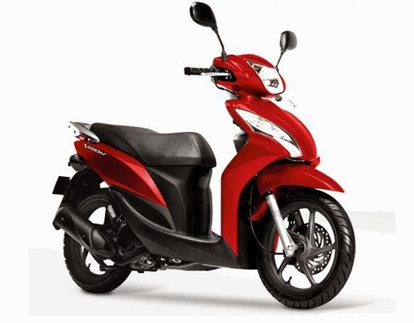 2014 Honda Vision new Scooter in india