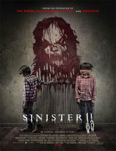 Sinister 2 (Siniestro 2) (2015)