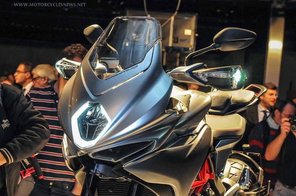MV Agusta Turismo Veloce 800 2014