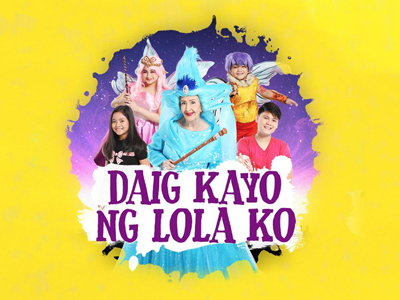Daig Kayo Ng Lola Ko April 8 2018 SHOW DESCRIPTION: The show narrates the magical adventures of Lola Goreng, and her grandchildren Alice and Elvis, who find themselves living with […]