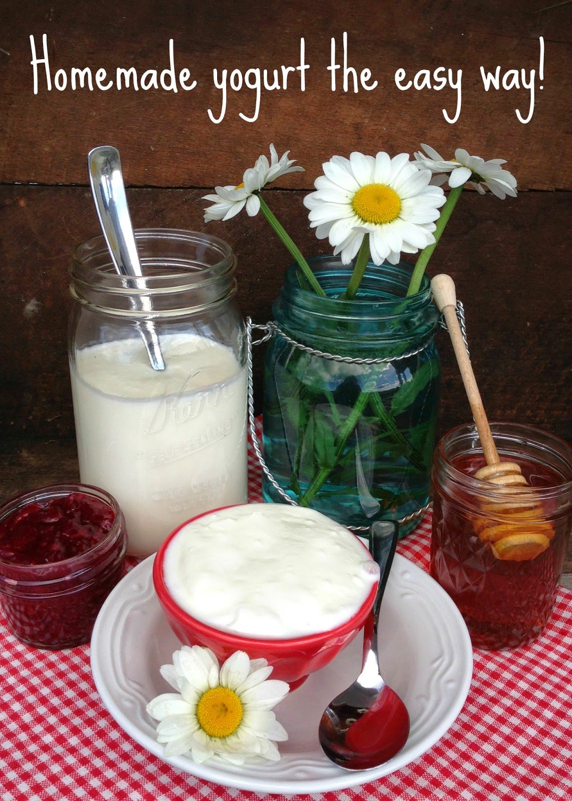 easy homemade yogurt: how to make delicious yogurt in your oven!