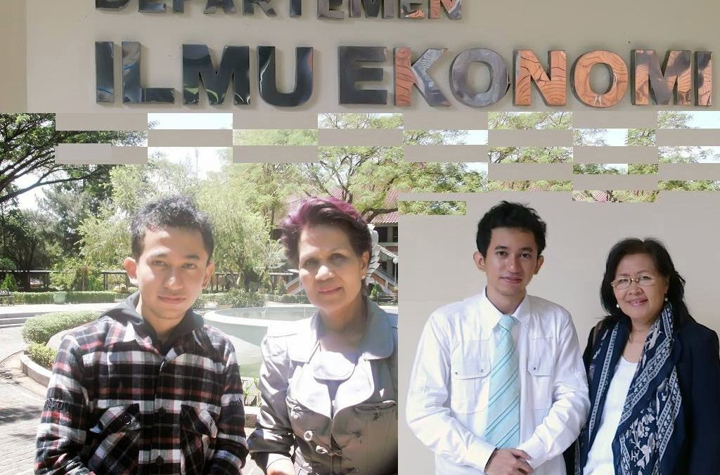 w/ Prof. Miranda Goeltom, Ph.D dan Prof. Dr. Ine Minara S. Ruky