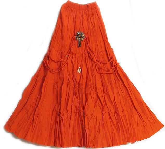 Long Gypsy Skirts