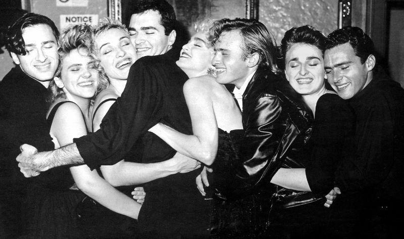 Madonna Vintage Family