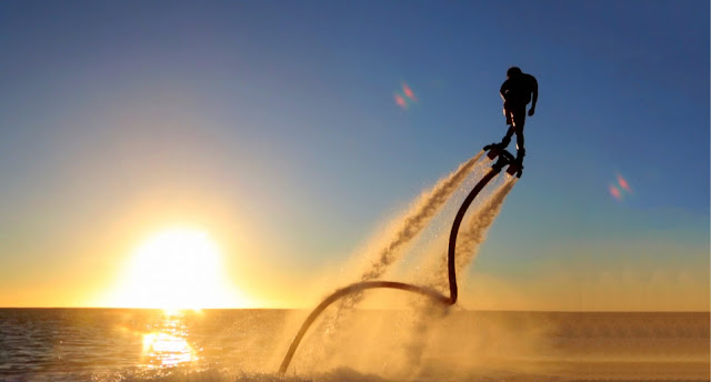 Flyboard at Koh Samui Hero you can be