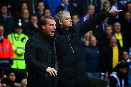 Liverpool vs Chelsea Persaingan Rodgers dan Mourinho