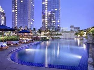 The Ritz-Carlton Pacific Place Hotel, Bintang 5 Jakarta Selatan