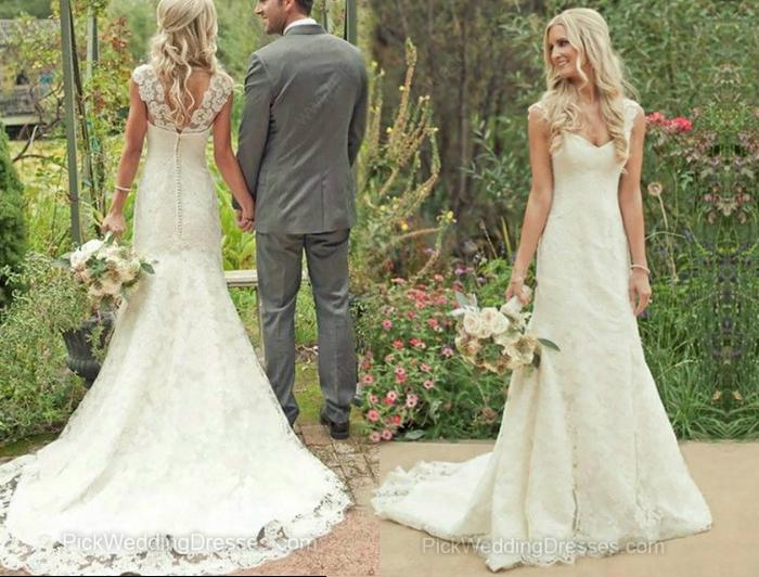 Vestidos de casamento baratos / Cheap Wedding Dresses