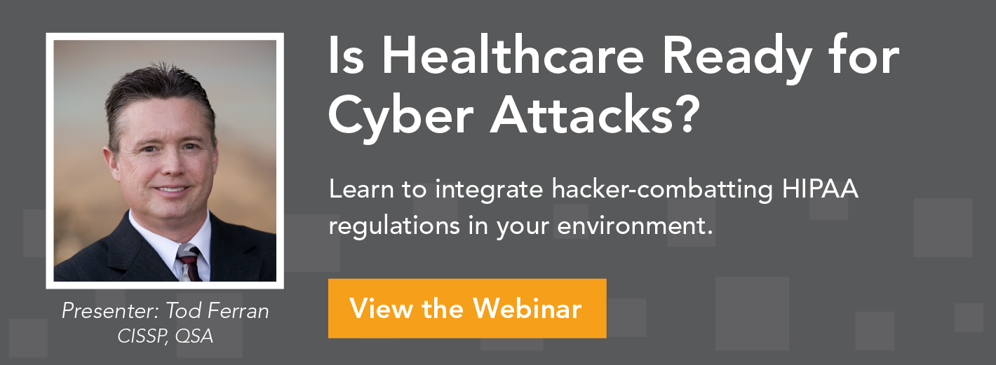Is Healthcare Ready for Cyber Attacks Webinar