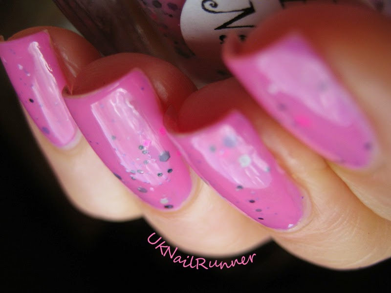 Flash Nails Candy Floss