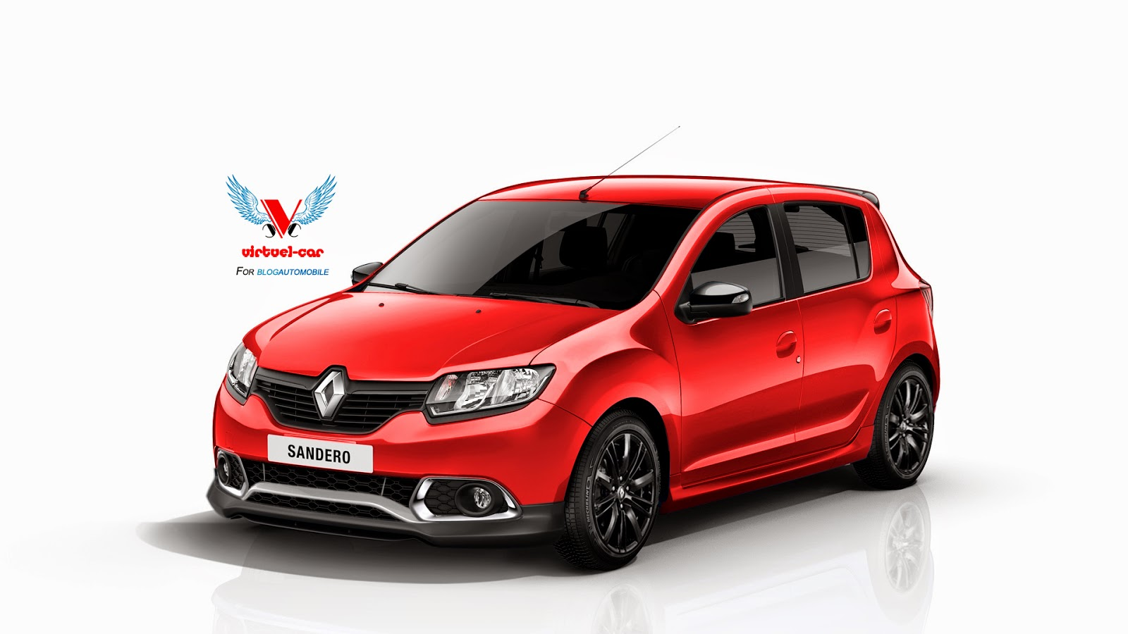 renault sandero rs 2015 autos hoy. Black Bedroom Furniture Sets. Home Design Ideas