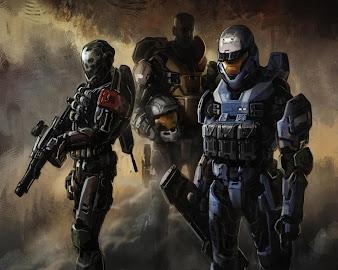 #26 Halo Wallpaper