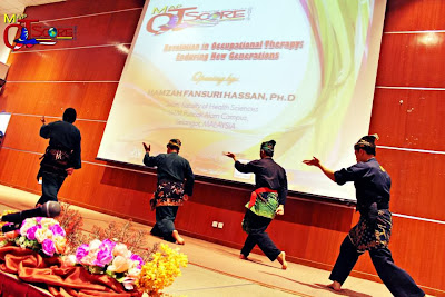 map otscore, otscore, 2013, ot, occupational therapy, uitm puncak alam, congress, otsa, pemulihan carakerja,