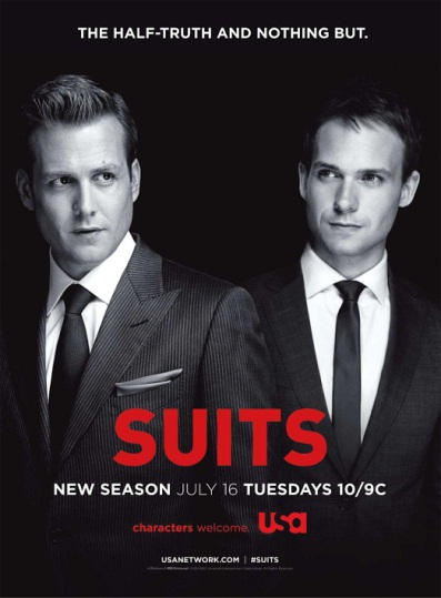 Download - Suits S03E07 - HDTV AVI + RMVB Legendado