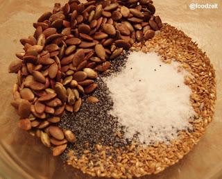 Saaten mix - grain mix