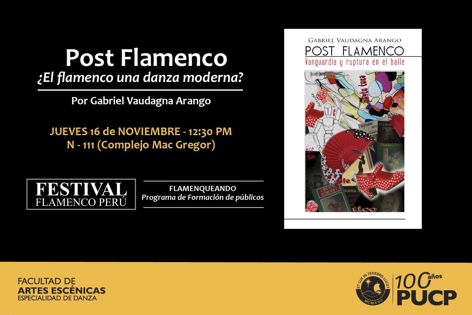 Festival Flamenco Peru