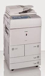 Gambar Mesin fotocopy Canon IR 5570
