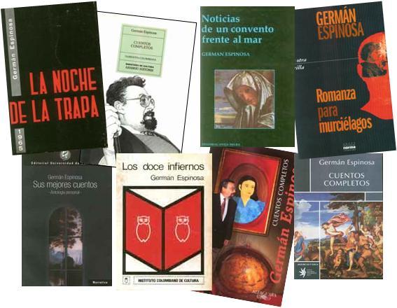 libros de literatura colombiana: