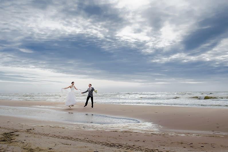 vestuvės pajūryje