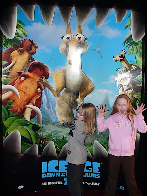Ice Age Standee