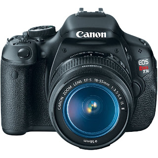 Christmas 2012 Canon Camera Deals -Canon EOS Rebel T3i
