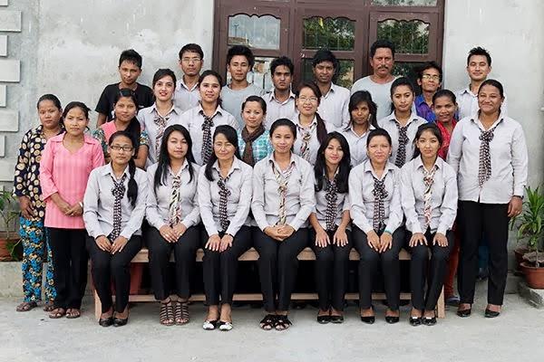 CCS1 Staff