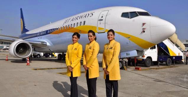 Jet Airways Walk-in Interviews for Cabin Crew